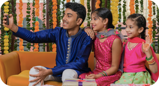 Learn about Diwali from students in India